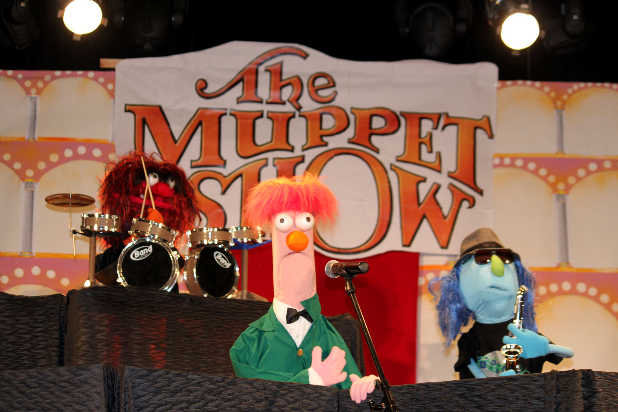 Combrowe Muppet Show